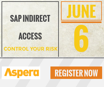 SAP Indirect Access Webinar