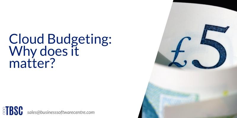 cloud-budget