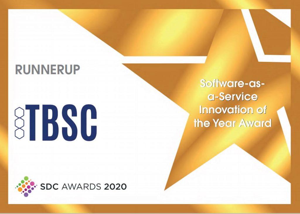TBSC SDC award